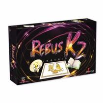 Juego De Mesa Rebus K2 Ingenio Inventiva Habilidades