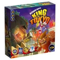 King Of Tokyo - Español - Juego De Mesa