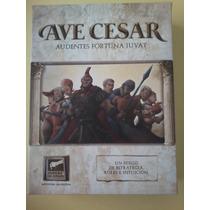 Juego De Cartas Ave Cesar 4 A 7 Jugadores Nuevo Envio Gratis