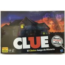 Juego Clue Refresh Xml 13011