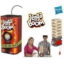 Juego Jenga Boom Hasbro Xml 13020