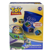 Juego De Dados Toy Story Dadomania