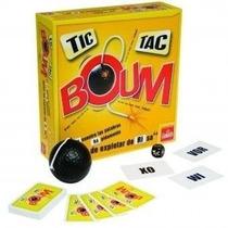 Tic Tac Boum Juego De Mesa Original Goliath
