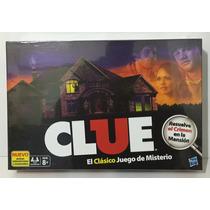 Juego Clue Refresh Zap 13011