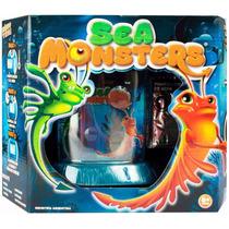 Sea Monsters Monstruos Mundo Vivo Submarino Original Tv