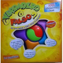 Juego Verdadero O Falso Original Next Point Tv La Horqueta