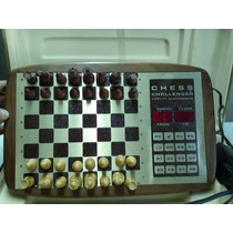Retro Vintage Chess Challenger 1978 Made In Usa