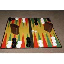 Juego De Backgammon Completo