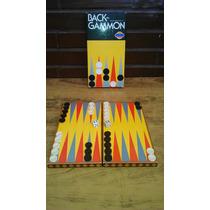 Juego Backgammon Aficionado
