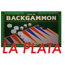 Backgammon Implas Juego De Mesa Clásico En La Plata