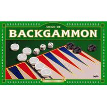 Juego De Backgamon - Implás