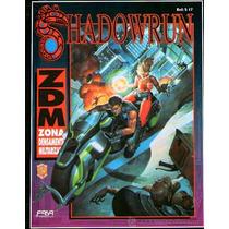 Shadowrun - Zona Densamente Militarizada - Ediciones Zinco
