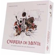Carrera De Mente Platinum /platino Nuevo