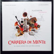 Carrera De Mente Edición Platinium. Original De Ruibal.