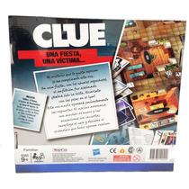 Clue Quien Es El Culpable, Un Juego De Gran Misterio Hasbro