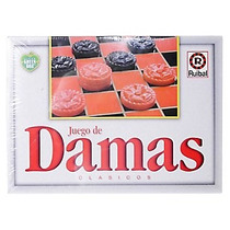 Juego De Damas Original Ruibal