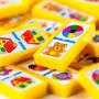Domino Infantil Clasico De Fichas Plasticas