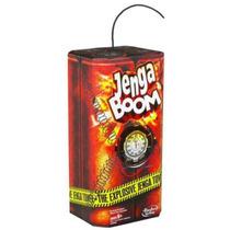 Juego De Mesa Jenga Boom (6 Años) Hasbro / Zona Devoto