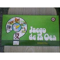 Antiguo Juego De La Oca. Década Del 80. Ruibal.