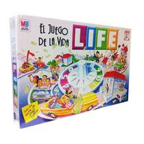 Life El Juego De La Vida Clasico Hasbro Juego De Mesa Orig