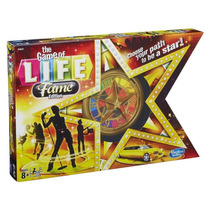 Juego De Mesa Life Fama-hasbro Original