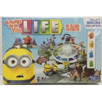 Life El Juego De La Vida Minions Hasbro Toyco Original