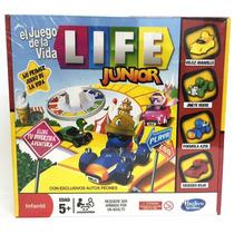 Juego De La Vida Life Junior Juguetería El Pehuén