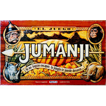 Jumanji Juego De Mesa Juguetería El Pehuén