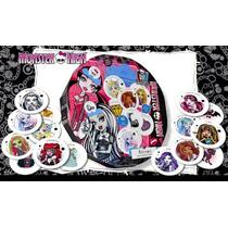 Monster High Adivinas Juego De Preguntas Y Aciertos Vinchas