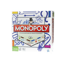 Monopoly Clasico Familiar Original Hasbro Sipi Shop