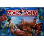 Monopoly Disney Pixar Juguetería El Pehuén