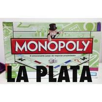 Monopoly Original Clasico Hasbro Juego De Mesa En La Plata