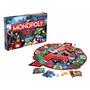 Monopoly Avengers De Marvel Original - Hasbro - Tuni 15006