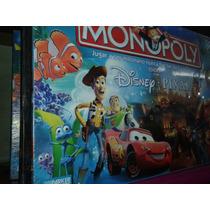 Juego De Mesa Monopoly Disney Original