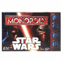 Monopoly Star Wars Original Hasbro Games