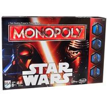 Monopoly Star Wars Juguetería El Pehuén