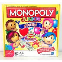 Juego Monopoly Junior Xml 12041
