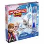 Monopoly Junior Edición Especial Frozen Original Hasbro