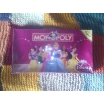 Juego Monopoli De Las Princesas