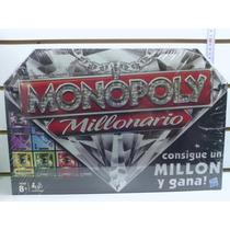 Juego De Mesa Monopoly Millonario Envio Sin Cargo Caba
