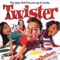 Twister Juego De Mesa - Original Hasbro® Entrega Gratis!!