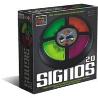 Juego De Mesa Signos 2.0 Memoria Top Toys Original
