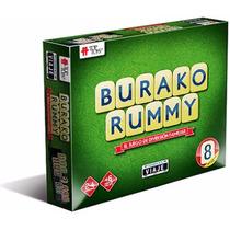 Juego De Mesa Burako Rummy Top Toys
