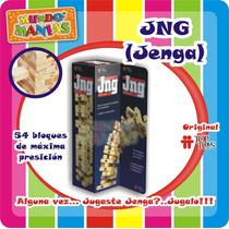 Jenga - Jng- Top Toys - Original - Mundo Manias