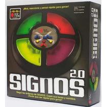 Juego Signos 2.0 (tipo Simon) Top Toys Jugueteria Bloque