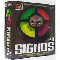 Signos 2.0 Juego Mesa Electrónico Original.