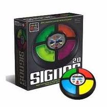 Signos 2.0 Juego Electronico Luz Sonido De Top Toys El De Tv
