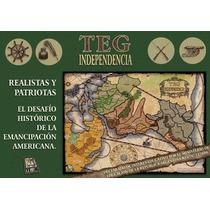 Teg T.e.g.indepencia Americana Original Yetem