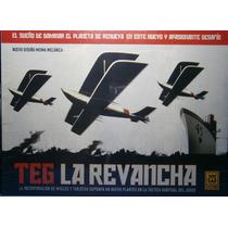 Juego Teg Revancha Edicion Tibuot Yeten