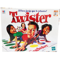 Juego De Mesa Twister Version Original De Hasbro Toyco
